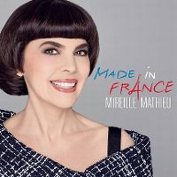 Cover Mireille Mathieu - Made In France [2017]